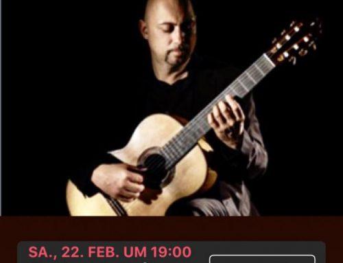 Solokonzert In Tübingen